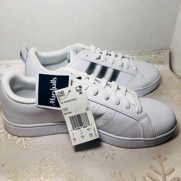Classic Adidas Womens 85 Shoe W3 Silver